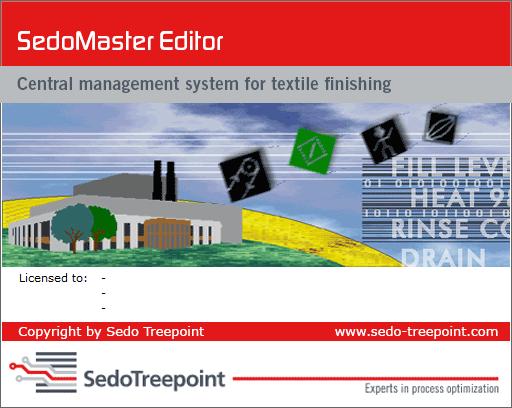 SedoMasterEditor software