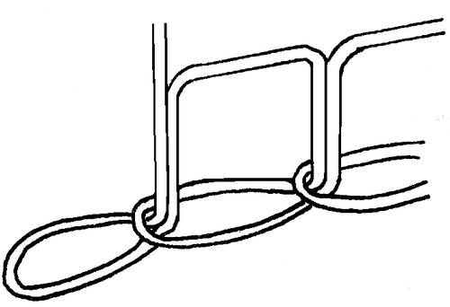 Stitch type- 101