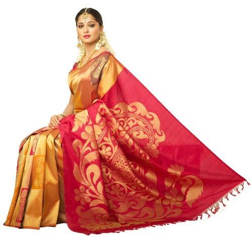 Traditional Silk Sarees of India