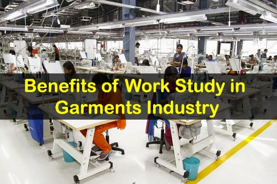 Benefits of Work Study