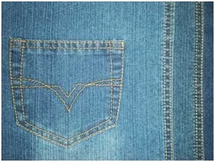 Poly Denim