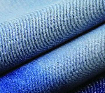 Woven denim fabric