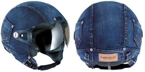 Denim Helmet