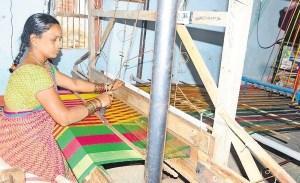 indian handloom industry