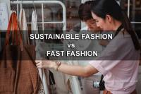 Fast Fashion vs Sustainable Fashion: A Stitch in Time