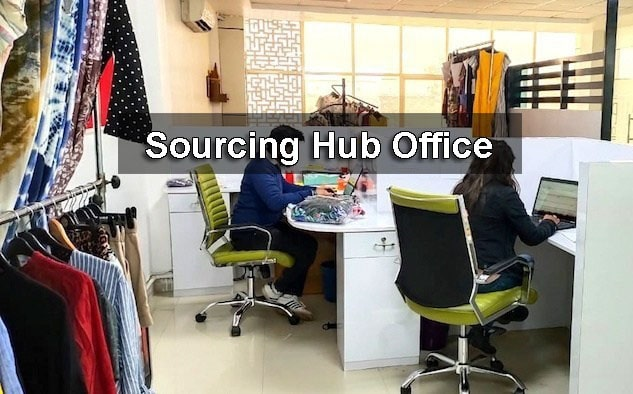 apparel buying house