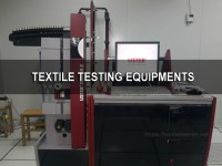 Different Types of Testing Equipments Used in Textile Lab
