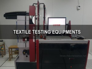 textile testing equipments