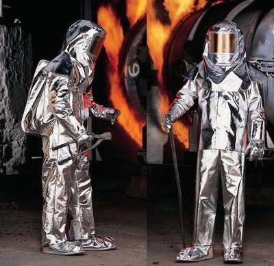 High Temperature Protective Textiles