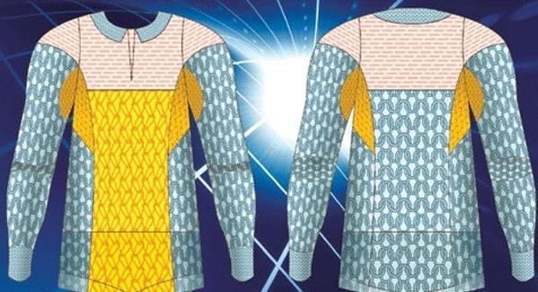 UV protective clothing