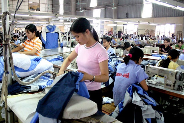 vietnam garment industry