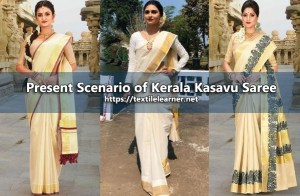 Kerala Kasavu Saree