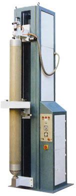 Rotary screen coating machine