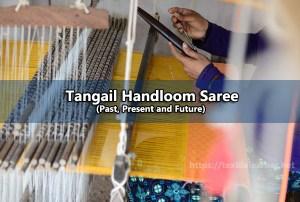 Tangail Handloom Saree