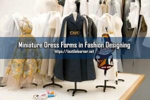 miniature dress forms for fashion designers