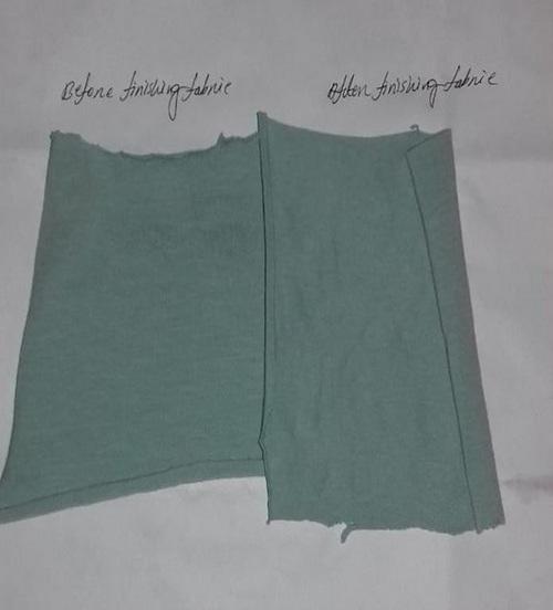 Color Softener Tested Sample.