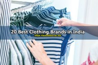 List of Top 20 Best Clothing Brands in India