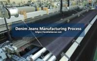 Denim Jeans Production Process