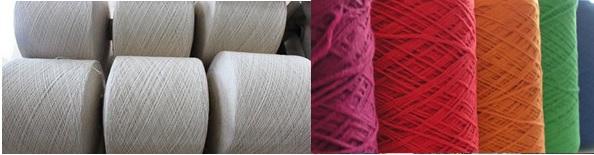 Rotor yarn