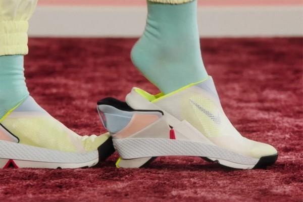 adaptive shoe