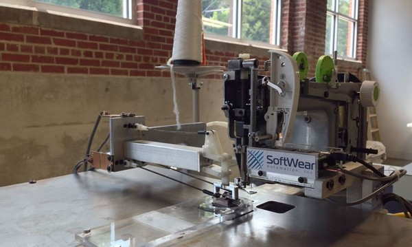 Automation in sewing