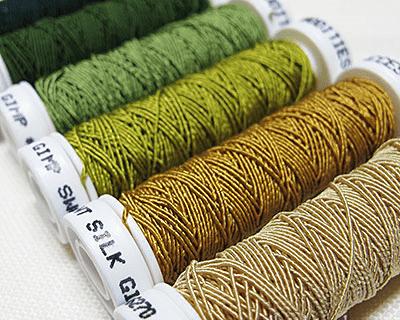 Gimp Embroidery Thread