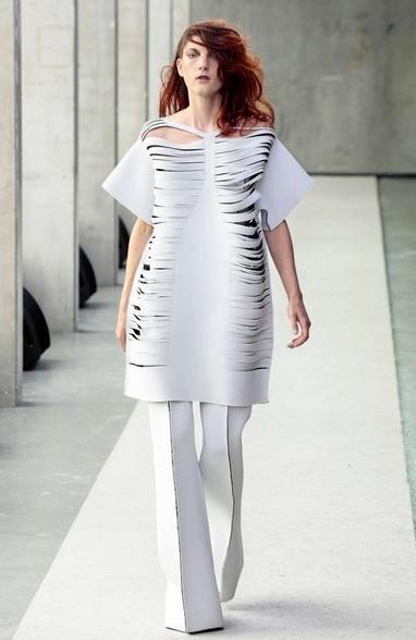 Luxuriously ribbed Womenswear