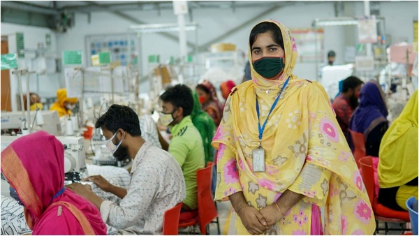 garment workers in covid-19