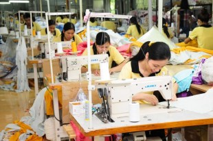 line balancing in apparel industry