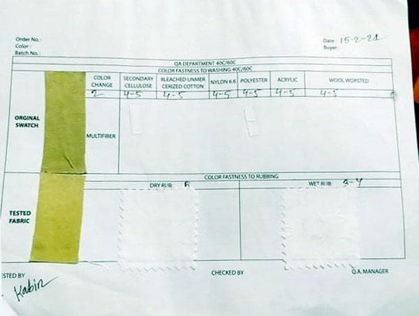 sample 11 report