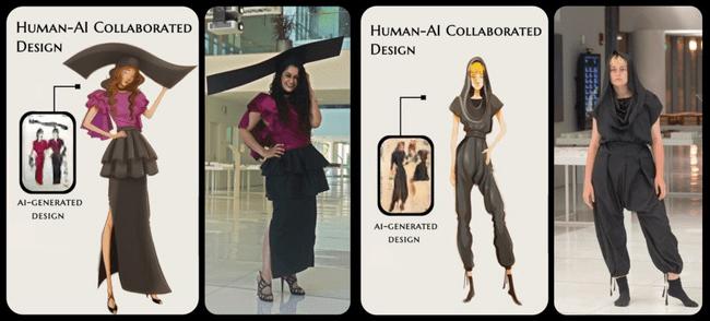 Fashion Design using AI