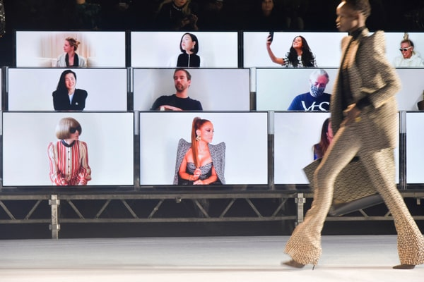 Fashion shows as Tech Events