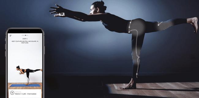 Nadi X- smart yoga pants