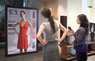 augmented reality in fashion
