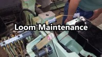 Maintenance of Loom Machine in Textile Industry