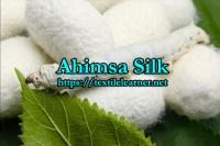 Ahimsa Silk: A Slice of Cruelty Free Luxury