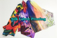 Printing of Silk Fabric with Acid Dyes