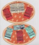 Jewel needle book, interior