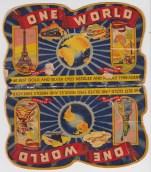 one world needle book