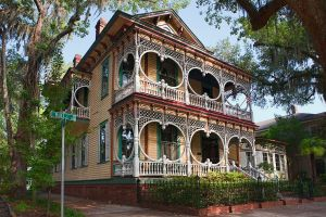 Savannah Historic District. Photo: Photoartel, Wikipedia