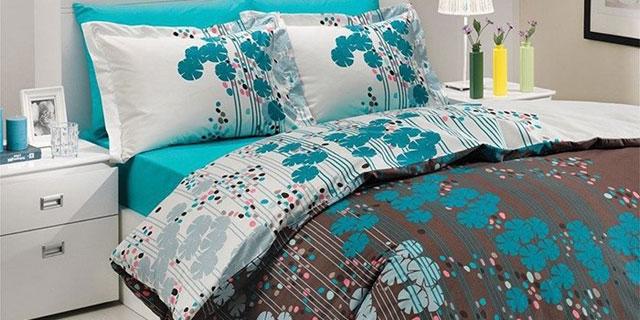 Roupa de cama de poplin