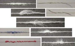 Yarn faults in spinning