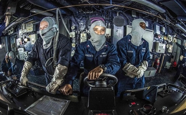 Naval protective clothing