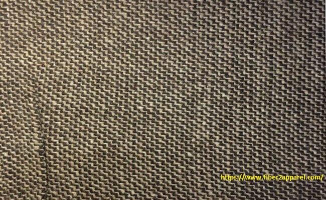 Sharkskin fabric