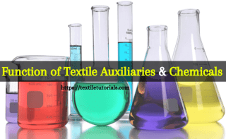 Textile chemicals and auxiliaries
