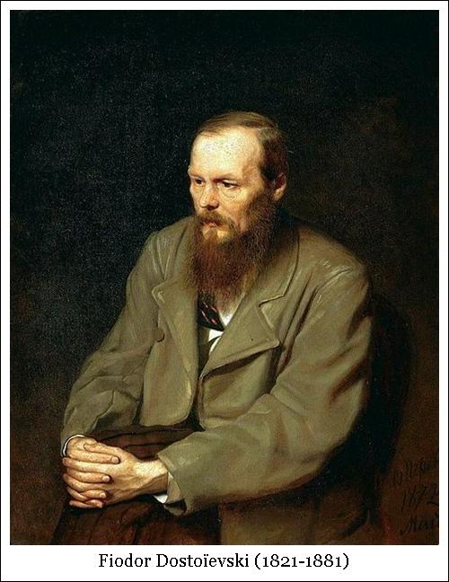 Fiodor Dostoïevski (1821-1881)