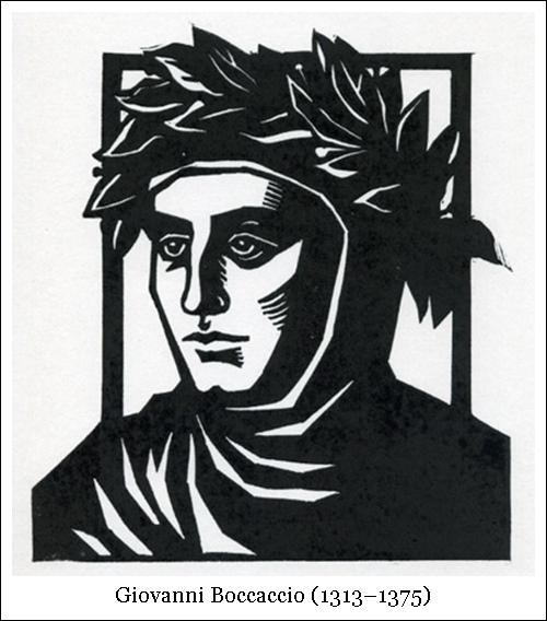 Giovanni Boccaccio (1313–1375)