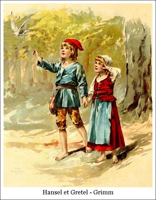 Hansel et Gretel – Grimm