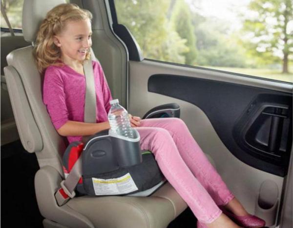 Бустеры детские автомобильные: обзор, с какого возраста можно использовать? Относится ли бустер к детским удерживающим системам