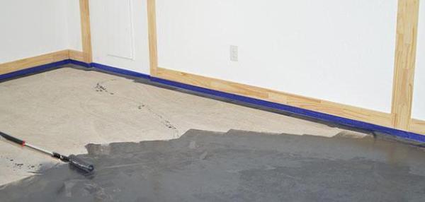 Чем покрасить бетонный пол: особенности, обзор вариантов и рекомендации